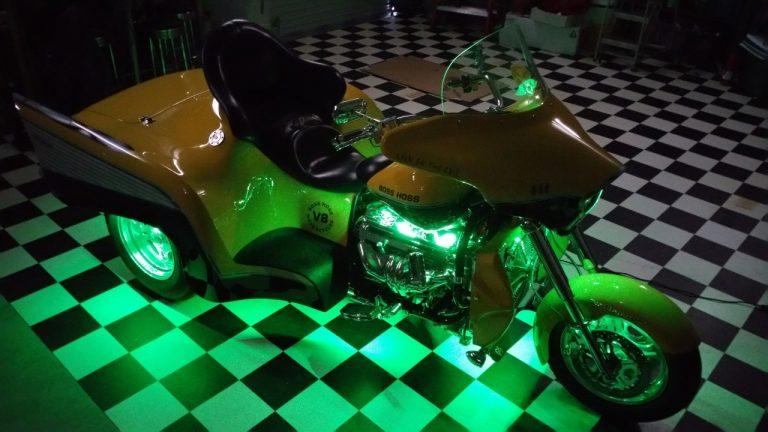 Boss-Hoss Trike-Kit