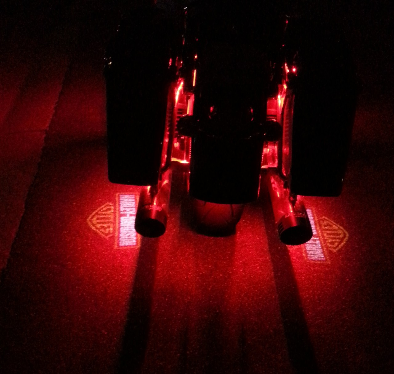 Harley Davidson Hologram Light Kits Fusion Led Systems
