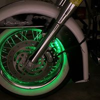 Motorcycle Rim Lights
